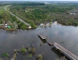 Ruta Nacional 12, Goya, Corrientes, km 715, Rìo Corrientes
